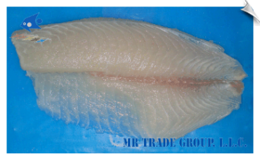 Tilapia Fillet, Non-CO Treated, Super Deep Skinned, Regular Trimmed
